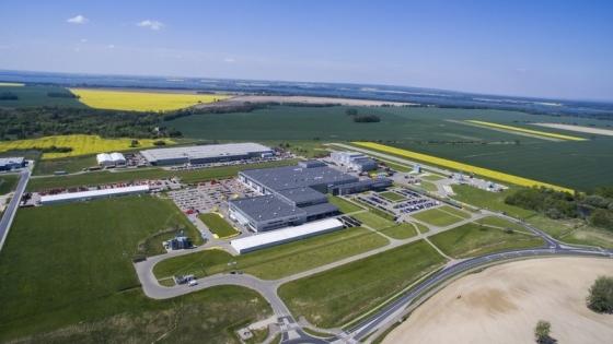 Park Przemysłowy Nowoczesnych Technologii /fot.: mat. UM Stargard /
