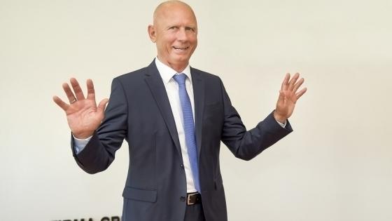 Klaus Roppel, CEO of Drobimex /fot.: Jarosław Gaszyński mat. Drobimex /