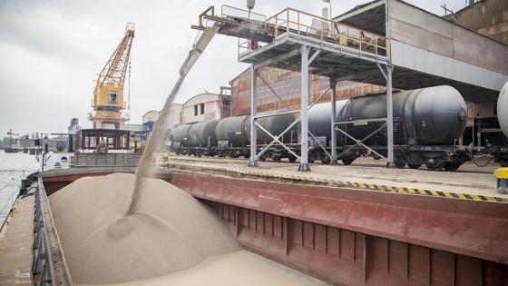 Nabrzeże Fosfatowe w porcie należącym do spółki Fosfan /fot.: Fosfan /