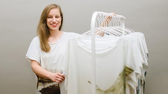 Agata Strychalska stworzyła inspirowaną północną Norwegią markę PICCA. Jako pierwsze powstały tuniki /fot.: AS /
