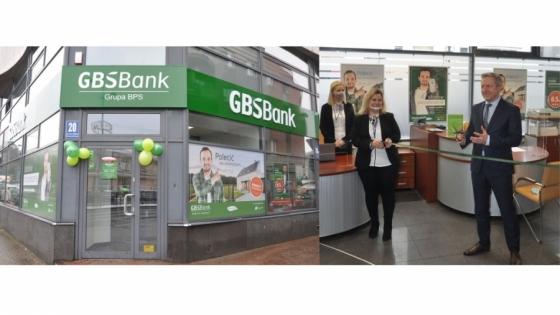 Otwarcie nowego, stargardzkiego oddziału GBS Banku /fot.: mat. GBS Bank /