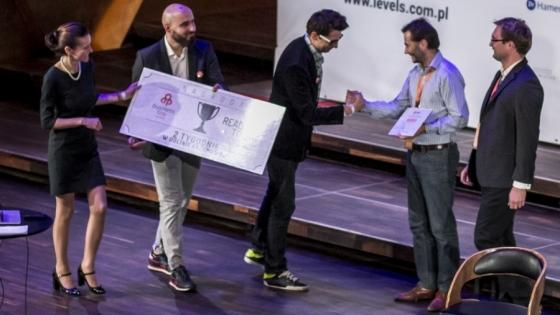 Poprzednią edycję Business Mixer w Szczecinie wygrał projekt Cyfrowi Wynalazcy. Wręczenie nagród odbyło się w Filharmonii podczas Inspiration Day Show /fot.: mat. prasowe /