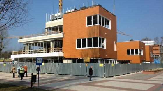 Galeria Promenada - zdjęcie z budowy /fot.: Durkosz /