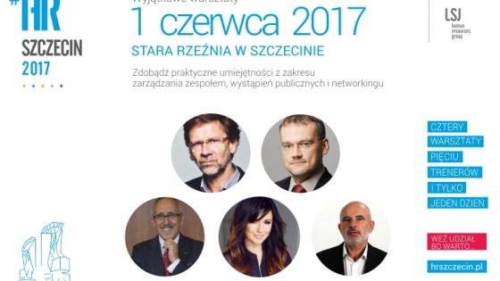 Warsztaty odbędą się 1 czerwca w Szczecinie /fot.: Mat.LSJ HR Group  /