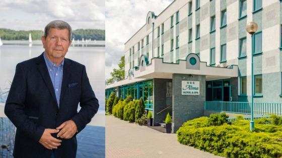 – Przyjeżdżają do nas ci, którzy chcą spędzić czas z dala od zatłoczonych kurortów. A gdy już raz przyjadą – chętnie wracają – mówi Marek Piechocki, właściciel Alma Hotel&SPA.