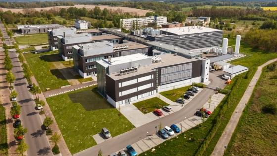Instytut Badawczy IHP z Frankfurtu nad Odrą /fot.: materiały IHP | copyright beim IHP (© IHP) /