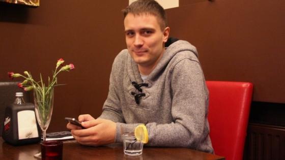 Maksymilian Kuśmierek  /fot.: ŁP /