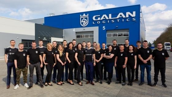 Konrad i Przemysław Gałanowie zaczęli działalność Galan Logistics w 2006 roku. Dzisiaj ich firma zatrudnia 40 osób.