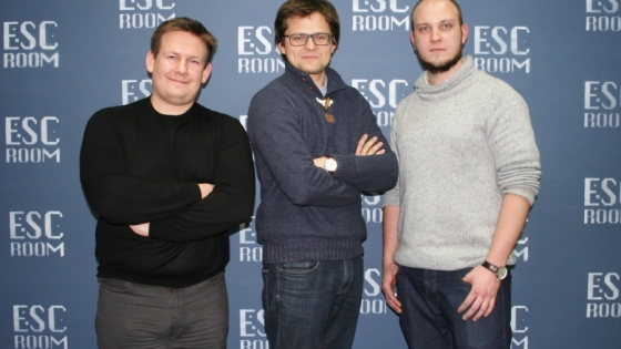 Michał Szyndel, Marcin Pleskacz i Jacek Leszczyńsk /fot.: ŁP /