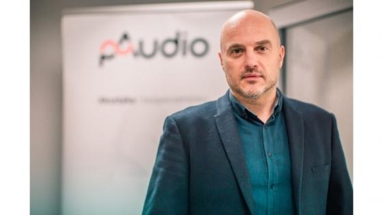Jan Pacuk, współzałożyciel i prezes zarządu pAudio: Nasz potencjał tkwi w zespole, który tworzą nasi inżynierowie, wykwalifikowani specjaliści i pasjonaci akustyki. /fot.: mat. pAudio /