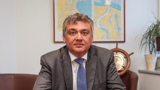 Jarosław Kotarski, Director of Unity Line /fot.: ak /
