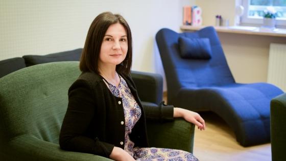 Joanna Cierlica-Nowaczyk, twórczyni Pogotowia w Biznesie