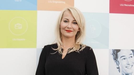 Katarzyna Opiekulska, dyrektor zarządzający LSJ HR Group /fot.: AK /