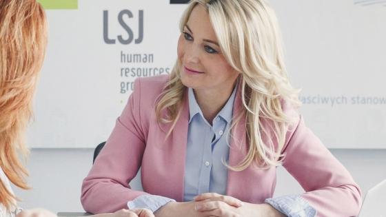 Katarzyna Opiekulska, dyrektor zarządzająca LSJ HR Group /fot.: LSJ HR Group /