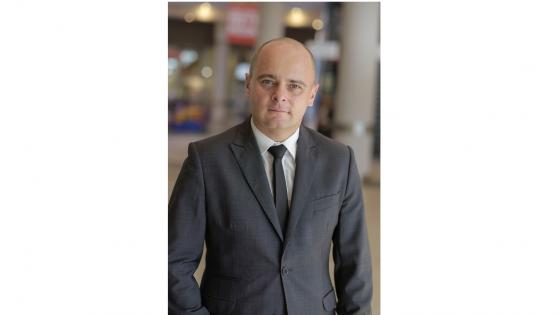 Norbert Fijałkowski, nowy dyrektor Galerii Kaskada /fot.: Mat. ECE Projektmanagement Polska /