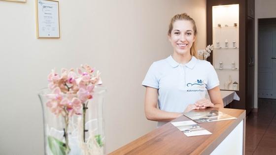 Katarzyna Palejko jest właścicielką jednej z trzech firm działających pod wspólnym szyldem MK Clinique /fot.: ak /