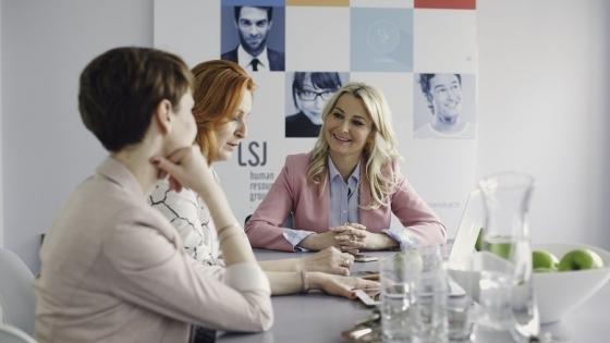 Konsultacje w LSJ HR Group /fot.: Mat. LSJ HR Group /