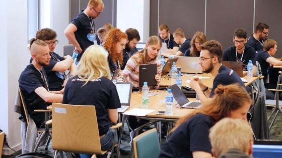 Do 9 lutego trwają zapisy na  IAI Webcamp#4, bezpłatne warsztaty programowania, które odbędą się w dniach 19-23 lutego /fot.: Mat. IAI S.A. /