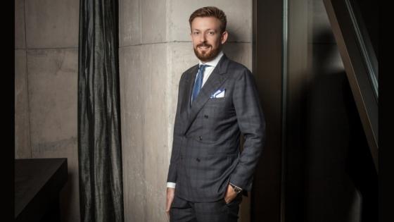Kornel Dybul, prezes zarządu Invest Secure /fot.: mat. Invest Secure /