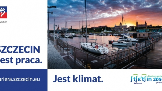 Kampania promuje Szczecin hasłem