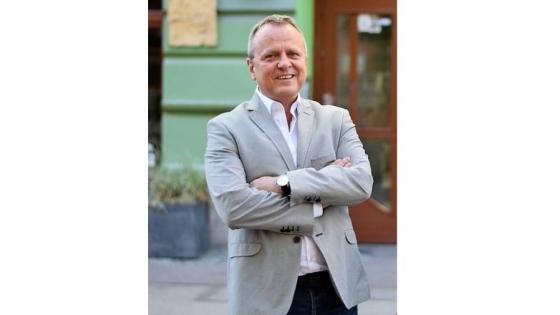 Krzysztof Nowak, prezes Szczecińskiego Funduszu Pożyczkowego