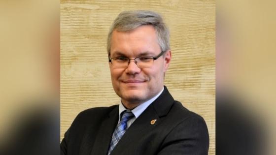 Prof. Krzysztof Okarma, dziekan Wydziału Elektrycznego Zachodniopomorskiego Uniwersytetu Technologicznego w Szczecinie