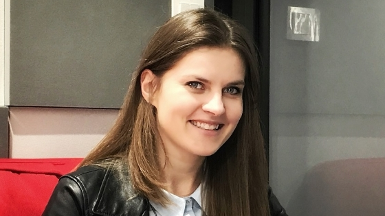 Katarzyna Kunowska, specjalistka HR w Consileon Polska  /fot.: Mat. Consileon Polska /