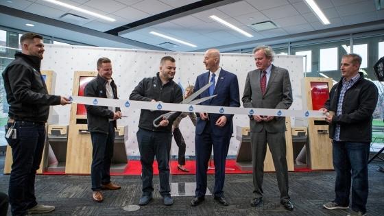 Uroczyste otwarcie nowej siedziby Ink Labs w Nebrasce /fot.: Mat. Consileon /