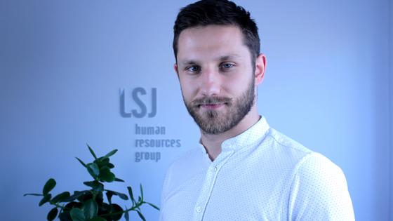 Maciej Klebański /fot.: Mat. LSJ HR Group /
