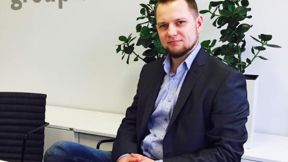 Marcin Borowski, Process & Project Manager LSJ HR Group  /fot.: Mat. LSJ HR Group /