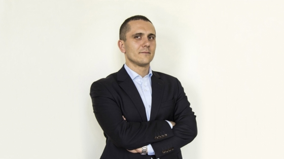 Marek Samborski, prezes zarządu Garo Polska /fot.: Garo /