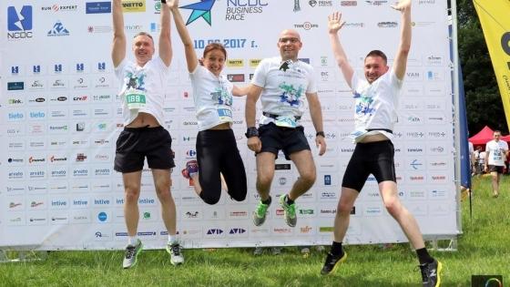 NCDC Business Race to świetna zabawa i pomysł na integrację zespołu ze szczypta sportowych emocji /fot.: mat. NCDC Business Race /