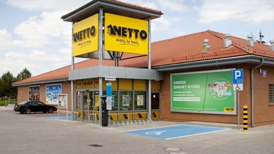 95e905dc0ee05 Sklep sieci Netto w Morzyczynie  fot.  Mat. Netto Polska