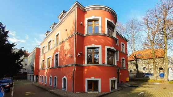 Wnioski o pożyczkę płynnościową można składać na www.pfp.com.pl oraz w siedzibie Polskiej Fundacji Przedsiębiorczości (na zdjęciu) /fot.: mab /