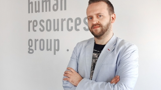 Paweł Drąg, specjalista ds. rozwoju w LSJ HR Group /fot.: mat. LSJ HR Group /