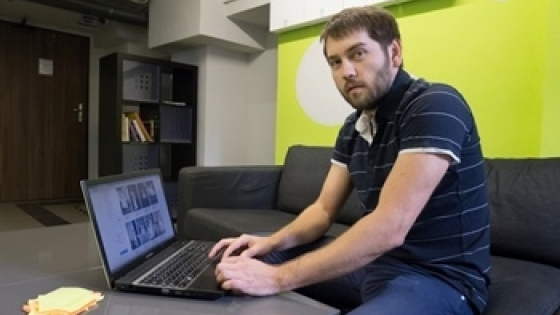 Paweł Sala, założyciel i szef produktu Wedding.pl /fot.: mab /