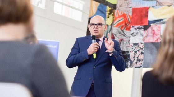 Piotr Czarnecki, prezes zarządu Raiffeisen Polbanku