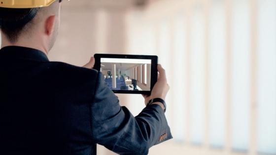 Emb3d to aplikacja Pixel Legend umożliwiająca interaktywny spacer po przestrzeni /fot.: mat. prasowe /