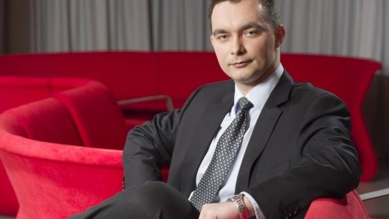 Maciej Prusinowski, dyrektor DGS Business Services /fot.: mat. prasowe GS BS /