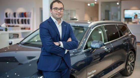 doradca ds. kluczowych klientów flotowych w Volvo Auto Bruno