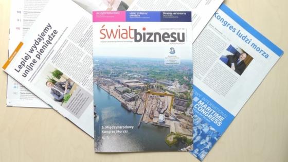 Świat Biznesu nr 6-7/2017 /fot.: mab /