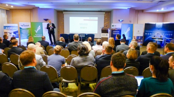 W spotkaniu Szczecin 4.0 uczestniczyło kilkudziesięciu szefów i menedżerów firm produkcyjnych i IT z Pomorza Zachodniego, berlina i Brandenburgii.  /fot.: SG /