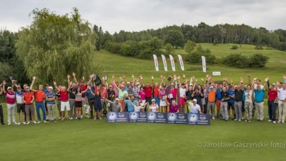 Zwycięzcy i finaliści World Amateur Golfers Championship 2017 /fot.: Jarosław Gaszyński /
