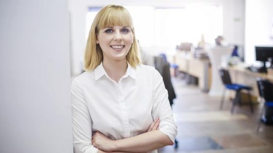 Dorota Kwiatkowska, specjalista ds. rekrutacji PartyDeco