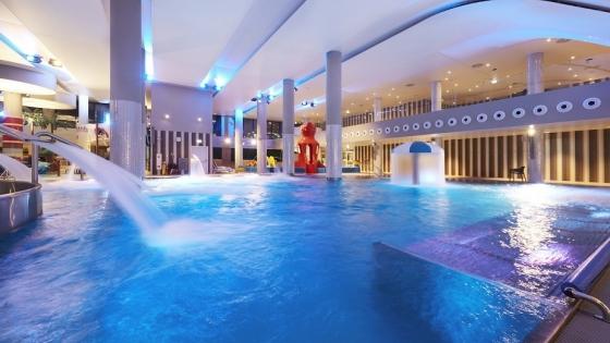 Baltic Park Molo Aquapark  /fot.: Mat. Zdrojowa Invest & Hotels /