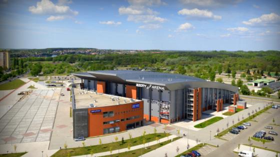 Hala widowiskowo-sportowa Arena Szczecin przy ul. Szafera /fot.: PrintScreen fot. Aleksandra Staśkiewicz mat. MOSRiR /