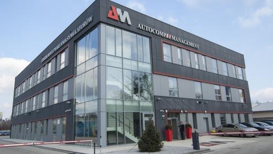 Siedziba Autocomp Management przy ul. 1 Maja w Szczecinie /fot.: ak /