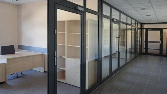 Biura w Akademickim Inkubatorze Przedsiębiorczości RCiTT ZUT /fot.: Mat. RCiTT ZUT /