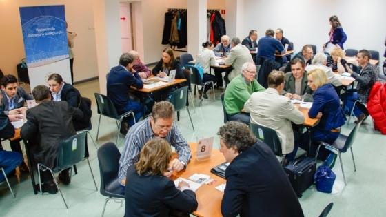 Międzynarodowe Giełdy Kooperacyjne odbywają się podczas targów BUD-GRYF & HOME /fot.: Archiwum /