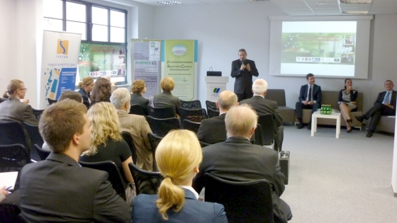Chemika Expo odbywa się w Szczecinie od 9 lat /fot.: mat. Klastra Zielona Chemia /
